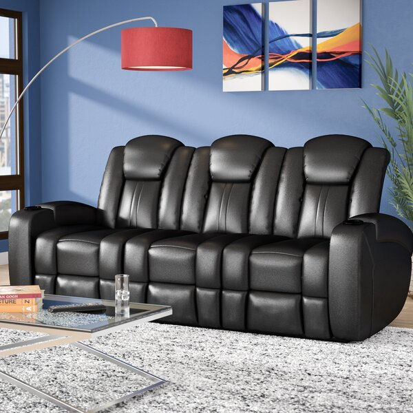 Limited Time Bettina Reclining Sofa by Orren Ellis by Orren Ellis
