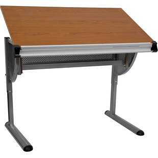 Reviews Drafting Table By Offex