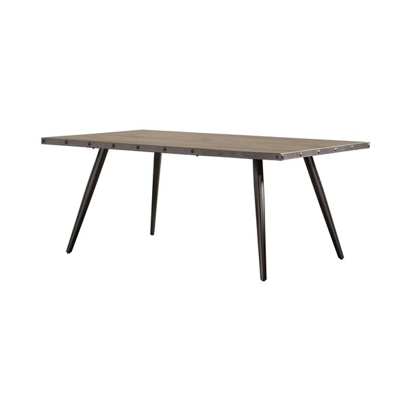 Yisroel Dining Table by Williston Forge Williston Forge