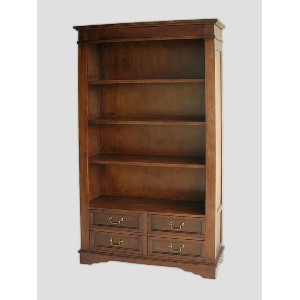 Bernie Standard Bookcase by Darby Home Co