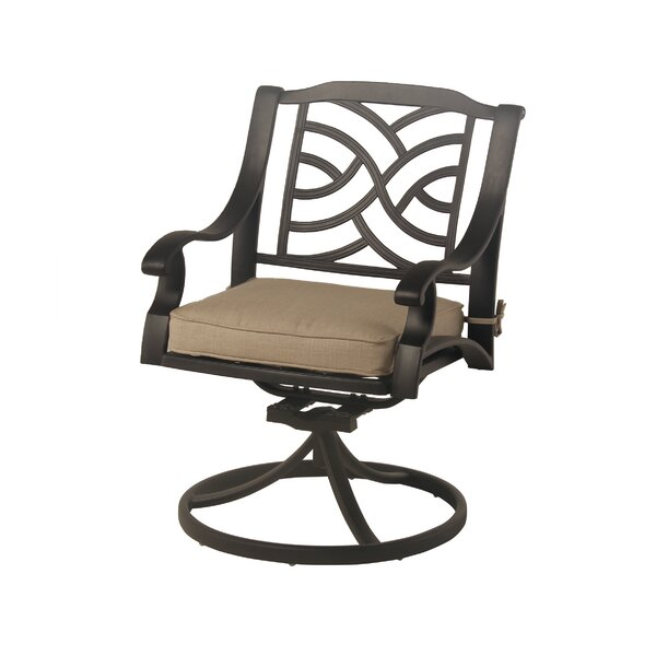 Borman Rocking Chair with Cushion by Darby Home Co