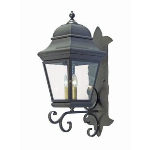 Cicero 3-Light Outdoor Sconce By 2nd Ave Design Outdoor Lighting