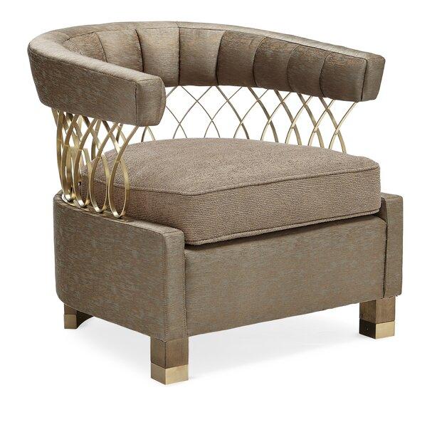 Loop-De-Loo Barrel Chair by Caracole Classic Caracole Classic