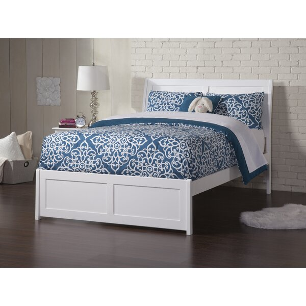 Quitaque Platform Bed With Trundle By Harriet Bee
