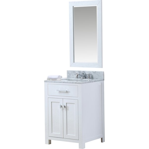 Raven 24 Single Bathroom Vanity Set by Andover Mil