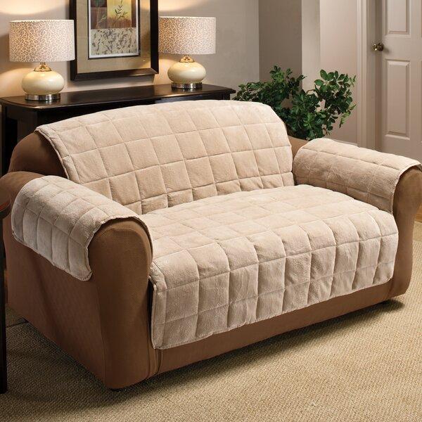 Burnham Box Cushion Sofa Slipcover by Red Barrel Studio