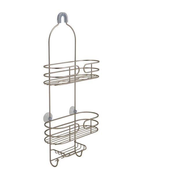 Burrell Shower Caddy by Rebrilliant