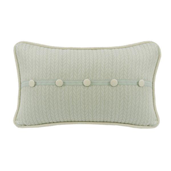Bolton Lumbar Pillow by Bungalow Rose