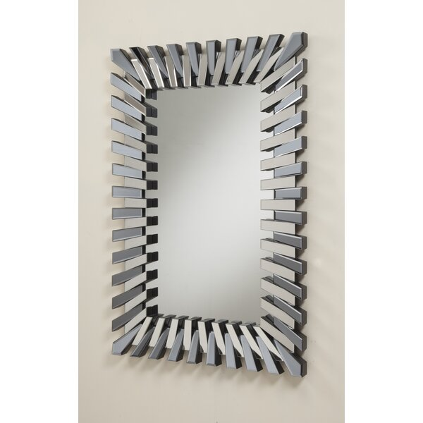 Rectangular Wall Mirror by Best Quality Furniture