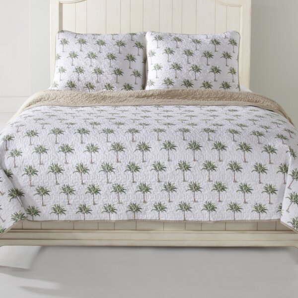 Palm Tree Bedding Wayfair