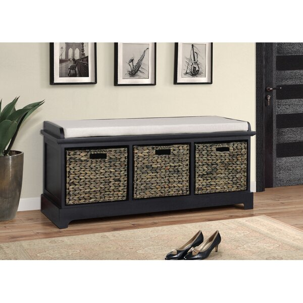 Fleming Storage Bench by Beachcrest Home Beachcrest Home