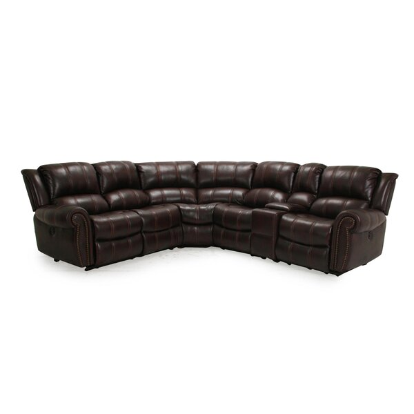 Gretna Reclining Sectional by Wildon Home ®