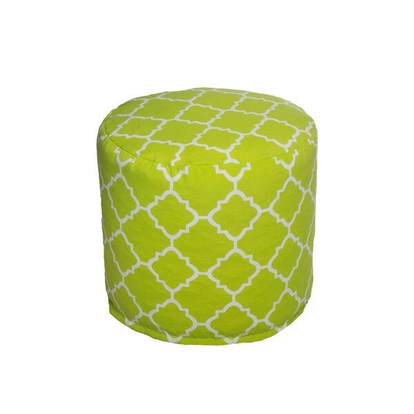 Bean Bag Pouf by HRH Designs