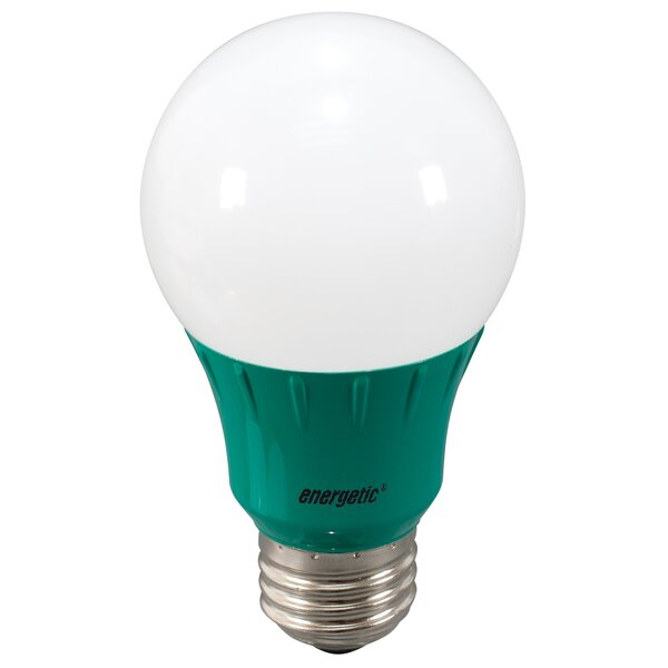 Green Party Light Bulb by Energetic Lighting
