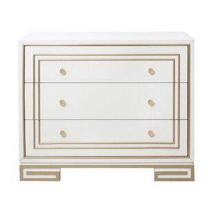 Mong 3 Drawer Accent Chest