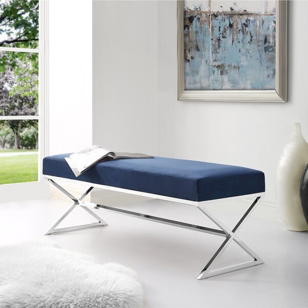 Evonne X-Leg Bench by Mercer41