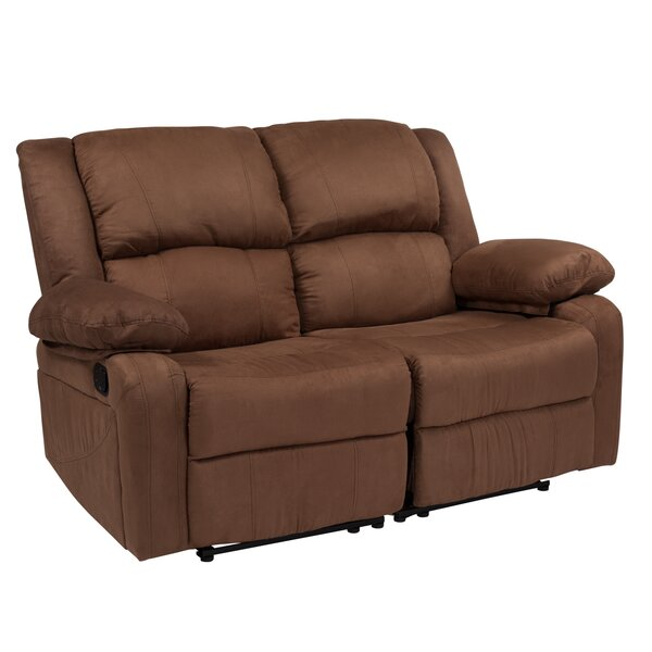 Expert Reviews Chalfont Reclining Loveseat by Winston Porter by Winston Porter