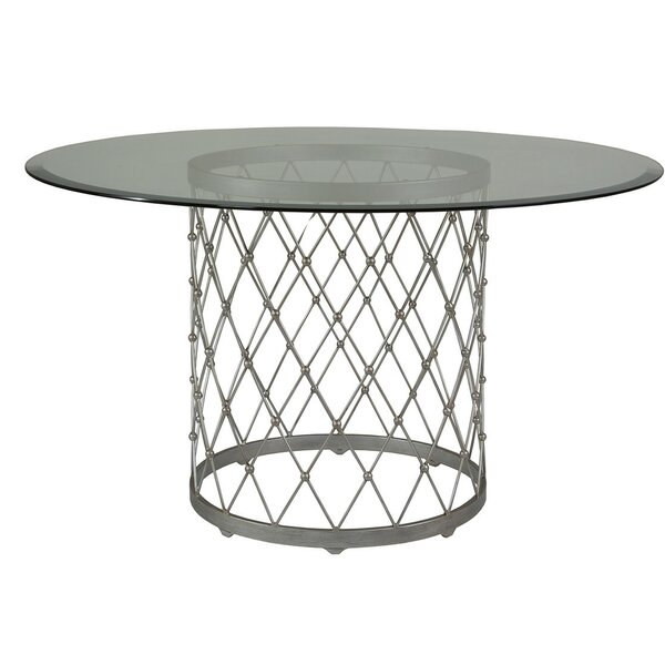 Metal Designs Dining Table by Artistica Home
