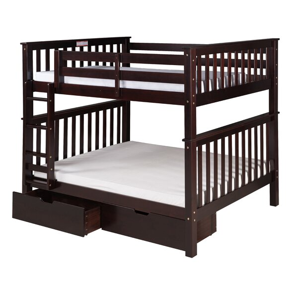 Lindy Mission Bunk Bed by Harriet Bee
