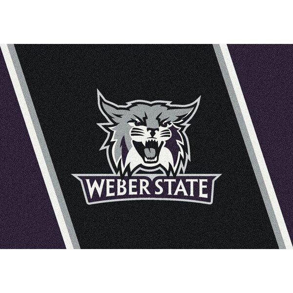 Collegiate Weber State Wildcats Door Mat