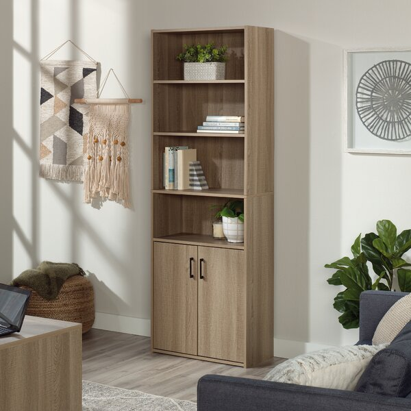 Reuven Standard Bookcase By Gracie Oaks
