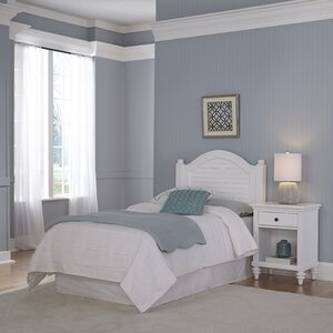 Harrison Panel 2 Piece Bedroom Set