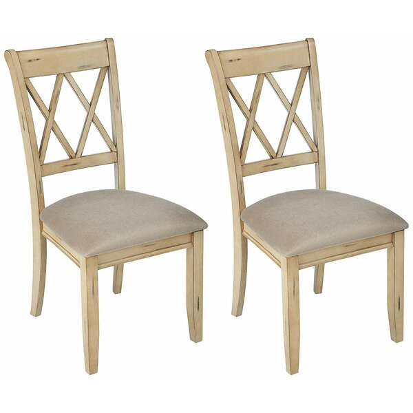 Bargain Castle Pines Side Chair (Set Of 2) By Loon Peak Reviews