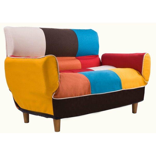 Huldah Sleeper by Ebern Designs Ebern Designs