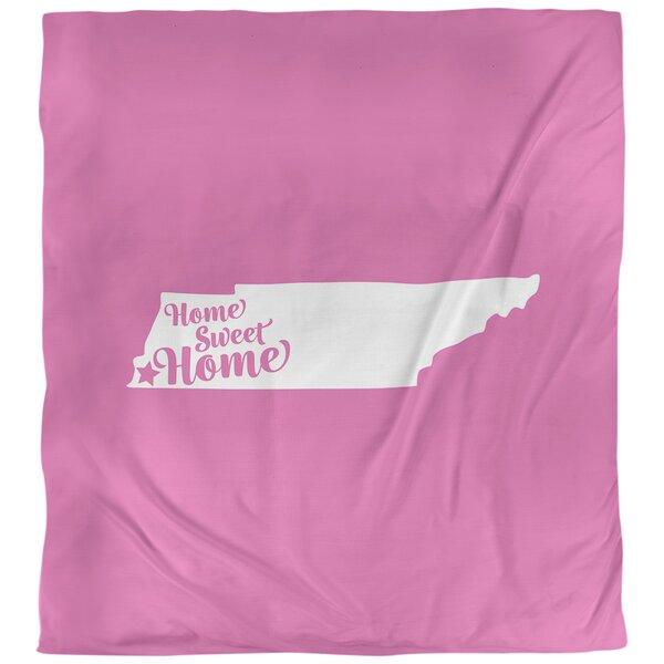 Home Sweet Memphis Single Reversible Duvet Cover