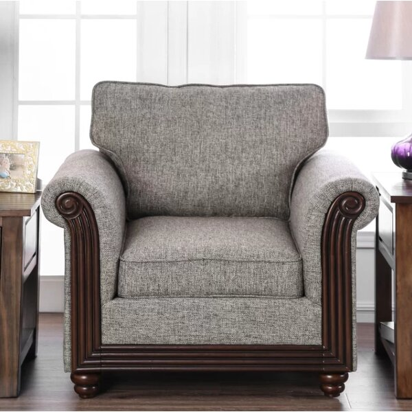 Trudy Armchair by Canora Grey