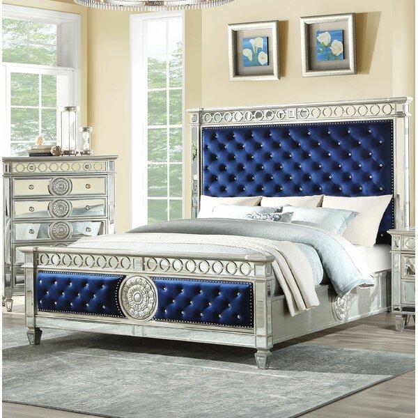 Elginpark Upholstered Standard Bed by Rosdorf Park