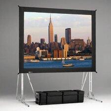 Fast Fold Da-Tex 144 H x 144 W Portable Projection Screen by Da-Lite