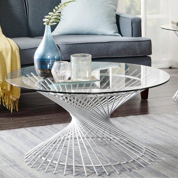 Sandra Coffee Table by Latitude Run
