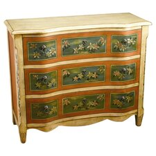 3 Drawer Chest by AA Importing