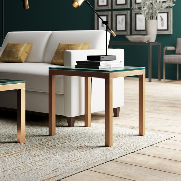 Crete End Table by Greyleigh Greyleigh
