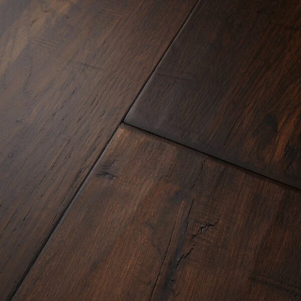 Maison 3-1/5 Engineered Hickory Hardwood Flooring in Vine by Mannington