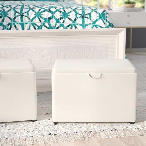 Hodnett Storage Ottoman by Zipcode Design