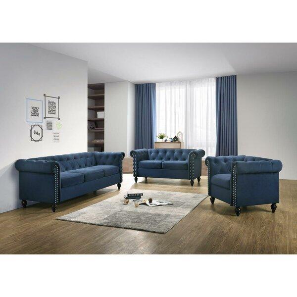 Navin Configurable Living Room Set by Alcott Hill