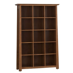 LP Record Multimedia Cabinet With 5 Tiers