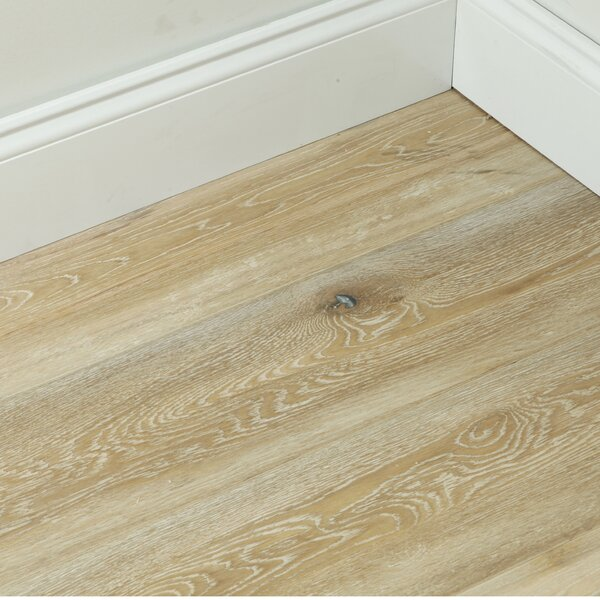 7-1/2 Engineered Oak Hardwood Flooring in Sandstone by Easoon USA
