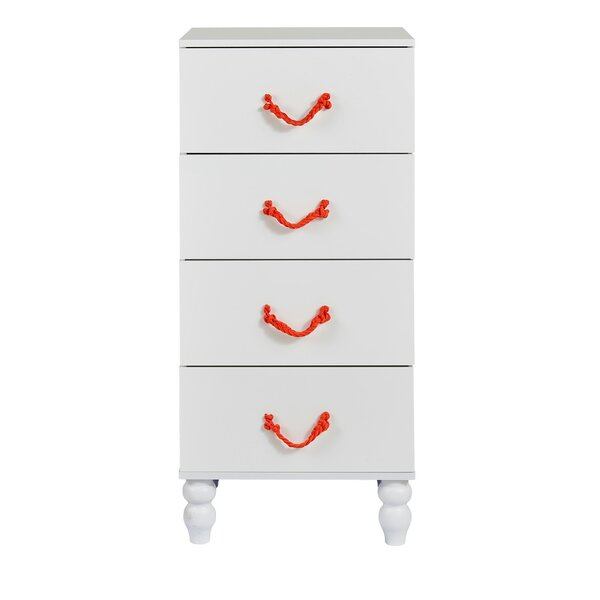 Cord 4 Drawer Chest by Phoenix Group AG