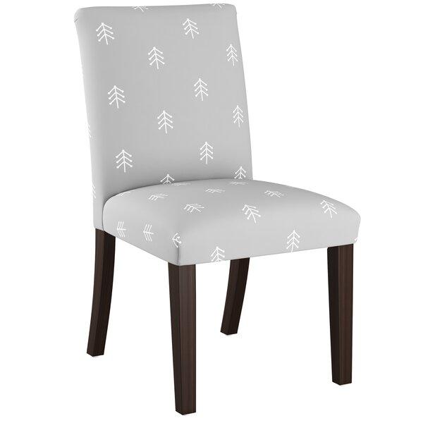 Bagameri Upholstered Dining Chair by Loon Peak