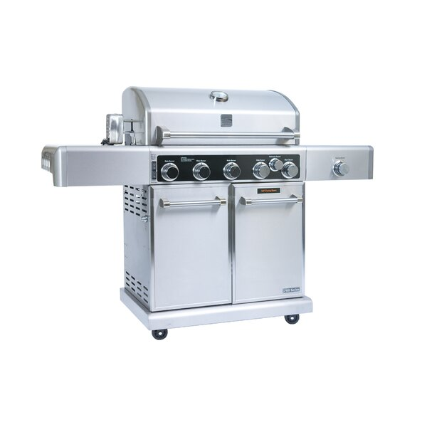 Kenmore Elite 5 Burner Propane Gas Grill by Kenmore