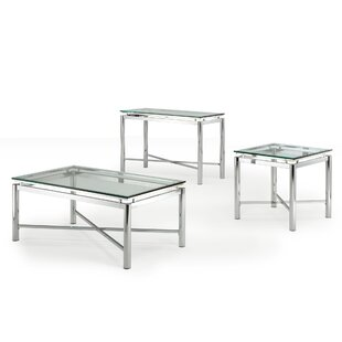 Nova Coffee Table Set Steve Silver Furniture