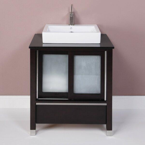 Tyson 31 Single Bathroom Vanity Set by DECOLAV