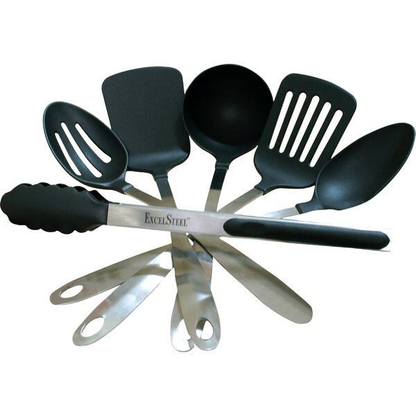 6 Piece Must Have Tool Utensil Set by Cook Pro