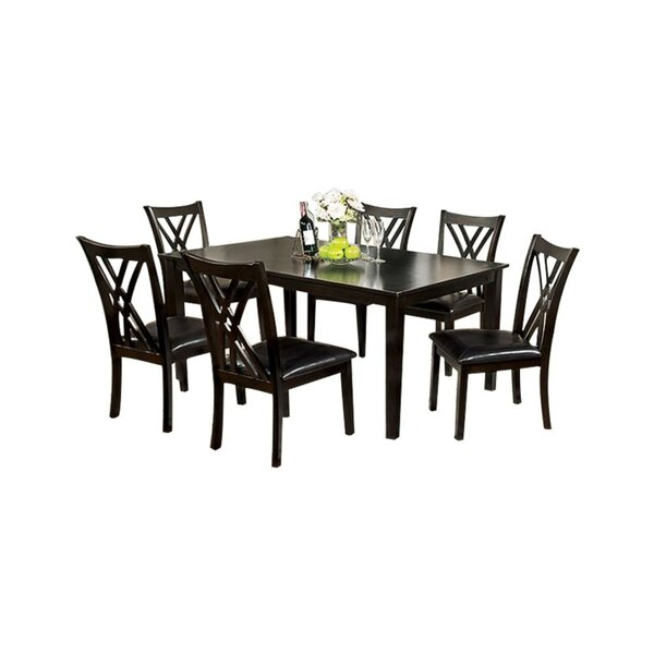 Oesch 7 Piece Dining Set by Red Barrel Studio