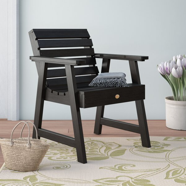 Lietz Garden Patio Chair By Darby Home Co