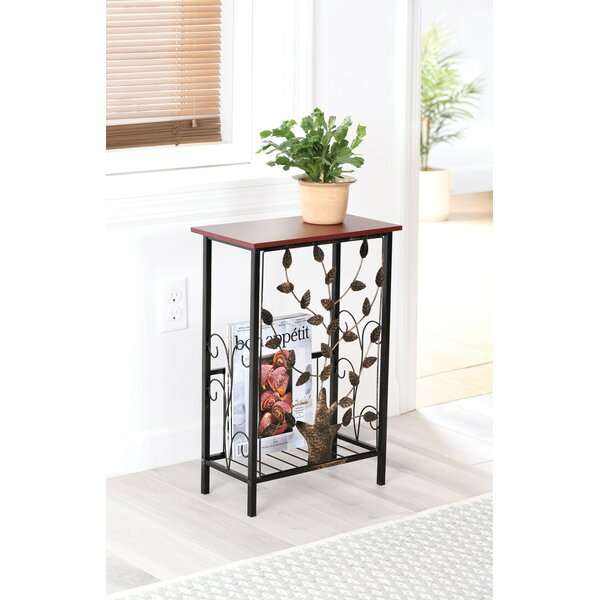 Fossey End Table By Winston Porter