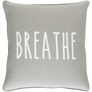 Carnell Breathe Cotton Throw Pillow Cover